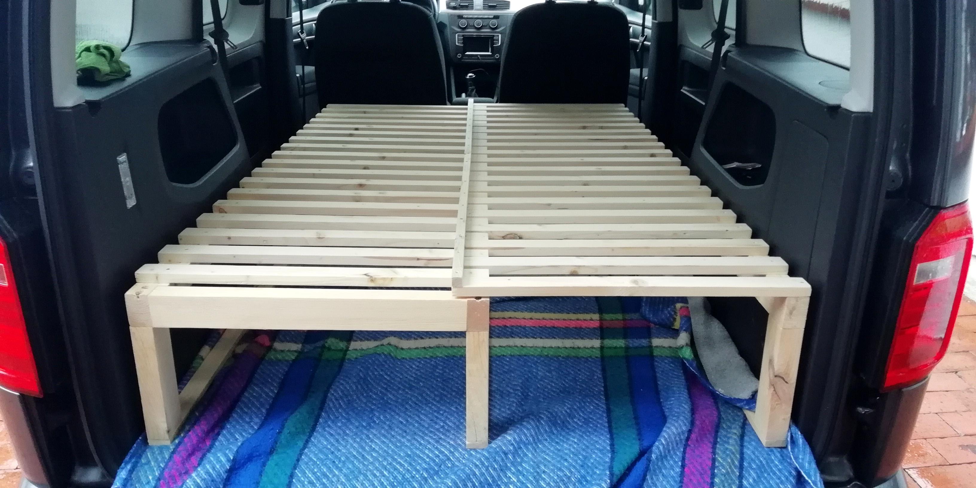 diy caddy bett zum ausziehen eine baubeschreibung. Black Bedroom Furniture Sets. Home Design Ideas
