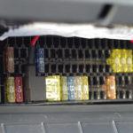 Stromdieb im VW Caddy